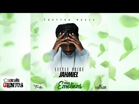 Jahmiel - Little Voice [True Emotions Riddim] July 2017