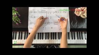 Bí Quyết Học Piano Hiệu Quả - Thành Phố Sau Lưng - Piano Solo [Upponia.com - Tuhocpiano.com]
