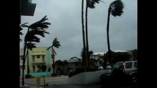 Hurricane Wilma Surfside, Florida
