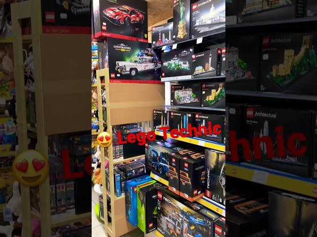 Alle Lego Technic Sets im Handel 😍 #shorts