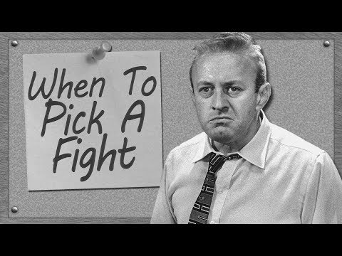 When To Pick A Fight {Episode 03}