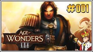 Age of Wonders 3 #001 - Elfen sind nicht zum knuddeln da [Deutsch]   Let