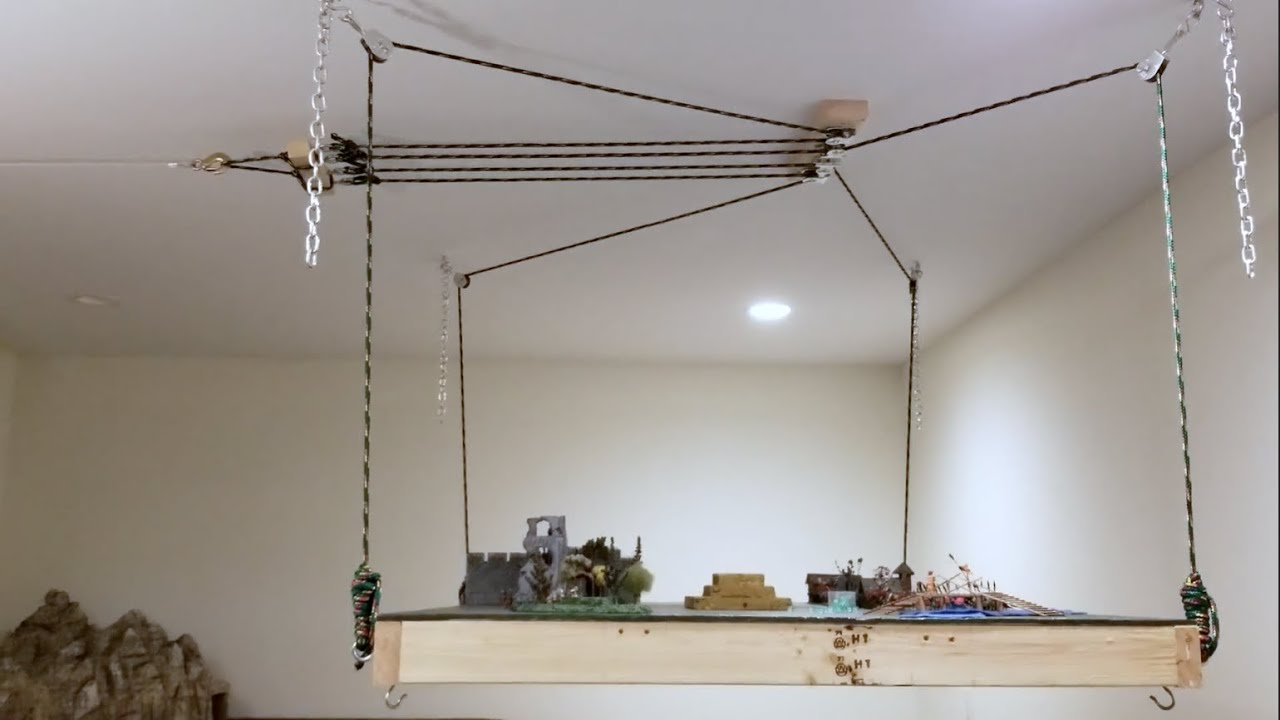 Warhammer Table To The Ceiling