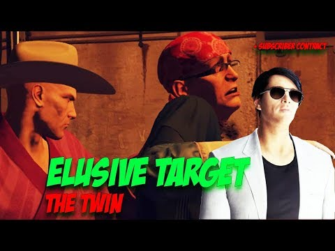 THE TWIN - Hitman Elusive Target (+ Subscriber Contract)