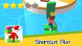 Shortcut Run Walkthrough Stack and take shortcuts! Recommend index three stars