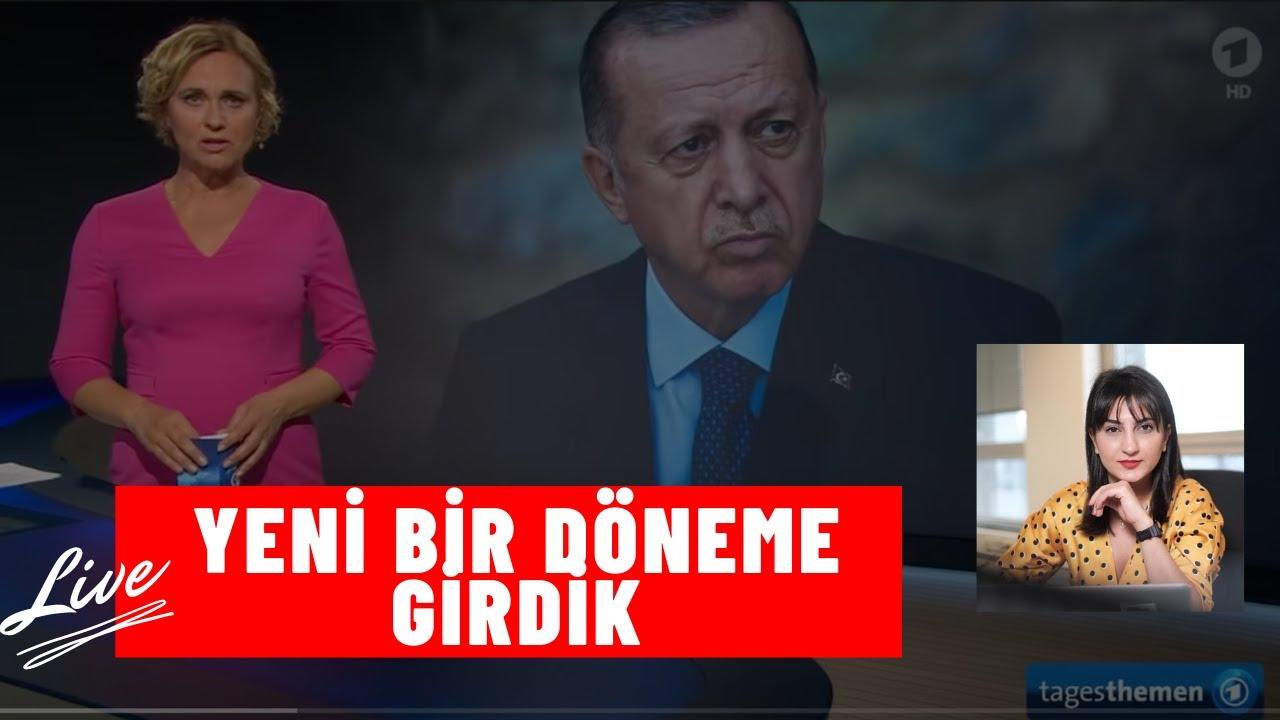 Erdoğan'ın çıkışına Almanya'dan tepki