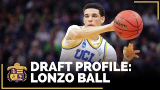 NBA Draft Profile: Lonzo Ball (UCLA, PG)