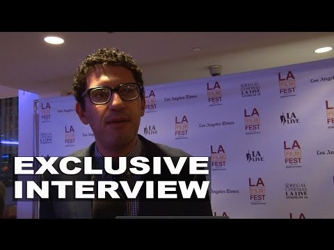 Comet: Director Sam Esmail Exclusive Interview at LA Film Fest