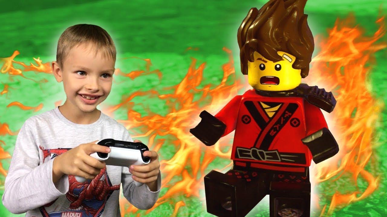 Zaginione Miasto Generałów 8 Lego Ninjago Movie Gra Wideo Xbox