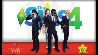 "TS4 Road To Fame ""MOD"" - Bodyguards Update Livestream - V0.1E"