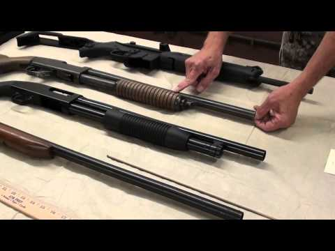 Firearms Facts Episode 2: Legal Lengths of Shotguns and Rifles