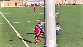 שראל מנגו - שחקן מכבי פתח תקווה נגד הפועל רעננה ילדים א עונת 18-19 - מספר 9