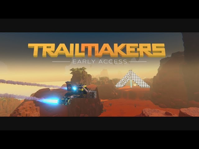 Trailmakers for Xbox and PC fuses alien environments with