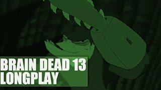 Brain Dead 13 Longplay Sega Saturn