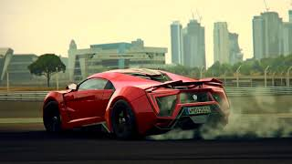 Project CARS   Fast   Furious 7 Car DLC Trailer Lykan Hypersport Free