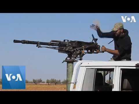 Turkey-Backed Syrian Militias Clash with Syrian Democratic Forces in Syria