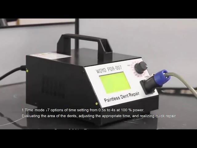 WOYO Dent Puller Tool PDR Tools Paintless Dent Repair Tools Dent Repair Kit