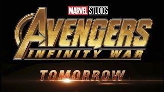 ¡Aleluya! PRIMER TEASER de Avengers: INFINITY WAR. ¡Mañana TRÁILER!