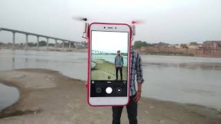 How to make a flying mobile camera