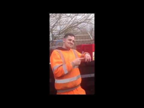 Construction Worker Has a 'Math Meltdown' Over Simple Question