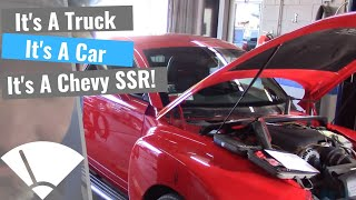 Chevrolet SSR: Wipers Gone Haywire