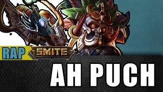 Rap dos Gods - Ah Puch - Méqui Huê feat. Kaylles(Zona Lag) [Smite]