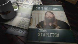 Chris Stapleton on The Dan Patrick Show (Full Interview) 2/18/16