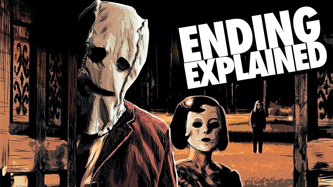 THE STRANGERS (2008) Ending + Real Life Origin Explained ...