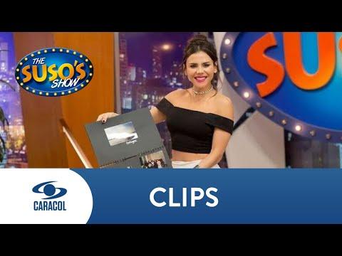 Así lucía Carolina Gaitán en las 'Popstars' | The Suso's Show