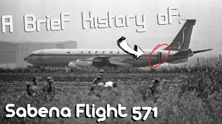 A brief History of: Sabena Flight 571 (1972)