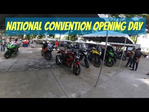 National Motorcycle Convention And Festival Opening in Koronadal