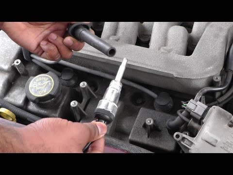 How to Check Ignition Spark – Checking a Car's Ignition Spark – How to Test  Ignition Spark