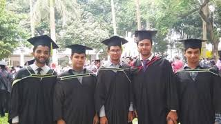 Moments of 51st Convocation Dhaka University 2018.