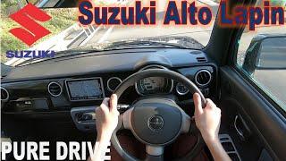 Suzuki Lapin Alto | Pure Drive