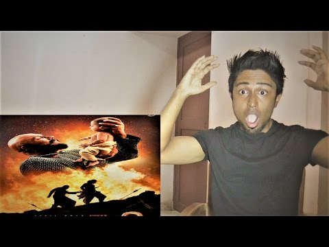 Thumbnail: Baahubali 2 - The Conclusion Trailer REACTION