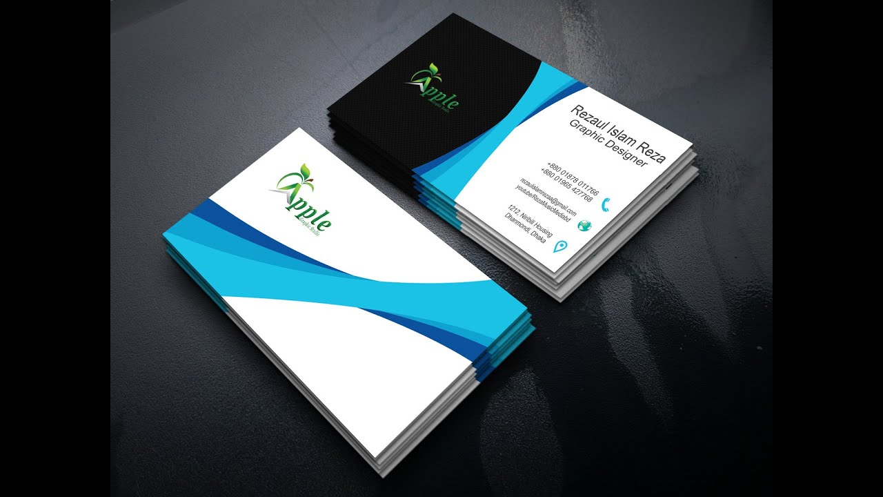 Free Business Card Templates » graphic design business cards ...