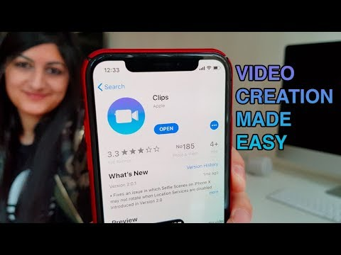 Apple's Clips app -  features overview + demo