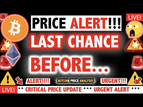 THIS CHANGES EVERYTHING FOR THE BITCOIN PRICE!! ⚠️Crypto Today/ BTC Ethereum Cryptocurrency News Now