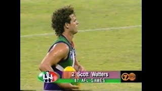 1995 AFL Rd.4 - Fremantle v Geelong at the WACA (FULL GAME)