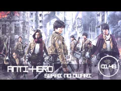 Nightcore - ANTI HERO