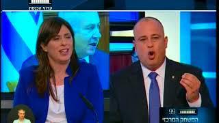 ערוץ הכנסת - המשחק המרכזי: לקראת פתיחת כנס החורף של הכנסת, 18.10.17