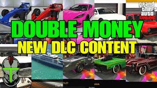 GTA Online DOUBLE MONEY & NEW DLC Content