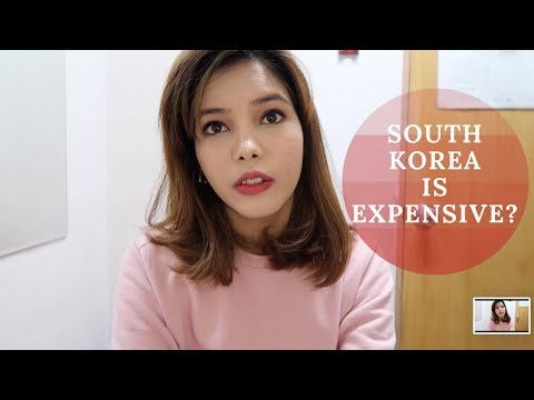 Is South Korea Expensive?