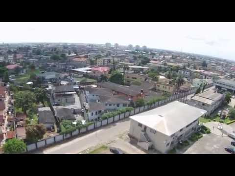 CamDrone in Lagos