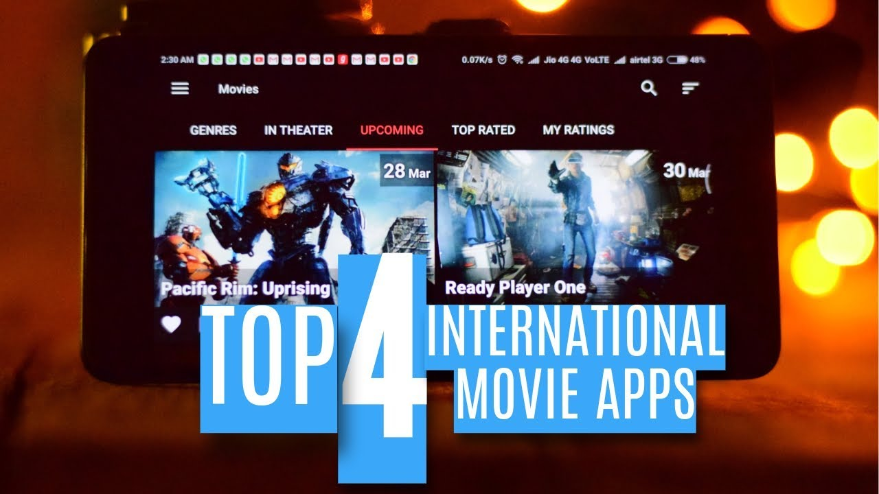 bootleg movie app for android