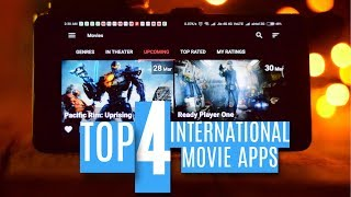 TOP 4 INTERNATIONAL MOVIE APPS FOR ANDROID 2018!