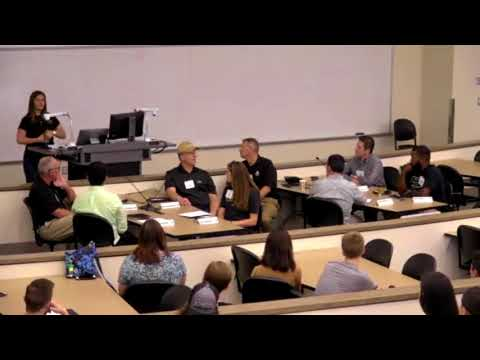 """IE = CEO: Dynamic Careers in Industrial Engineering"" Panel Discussion"