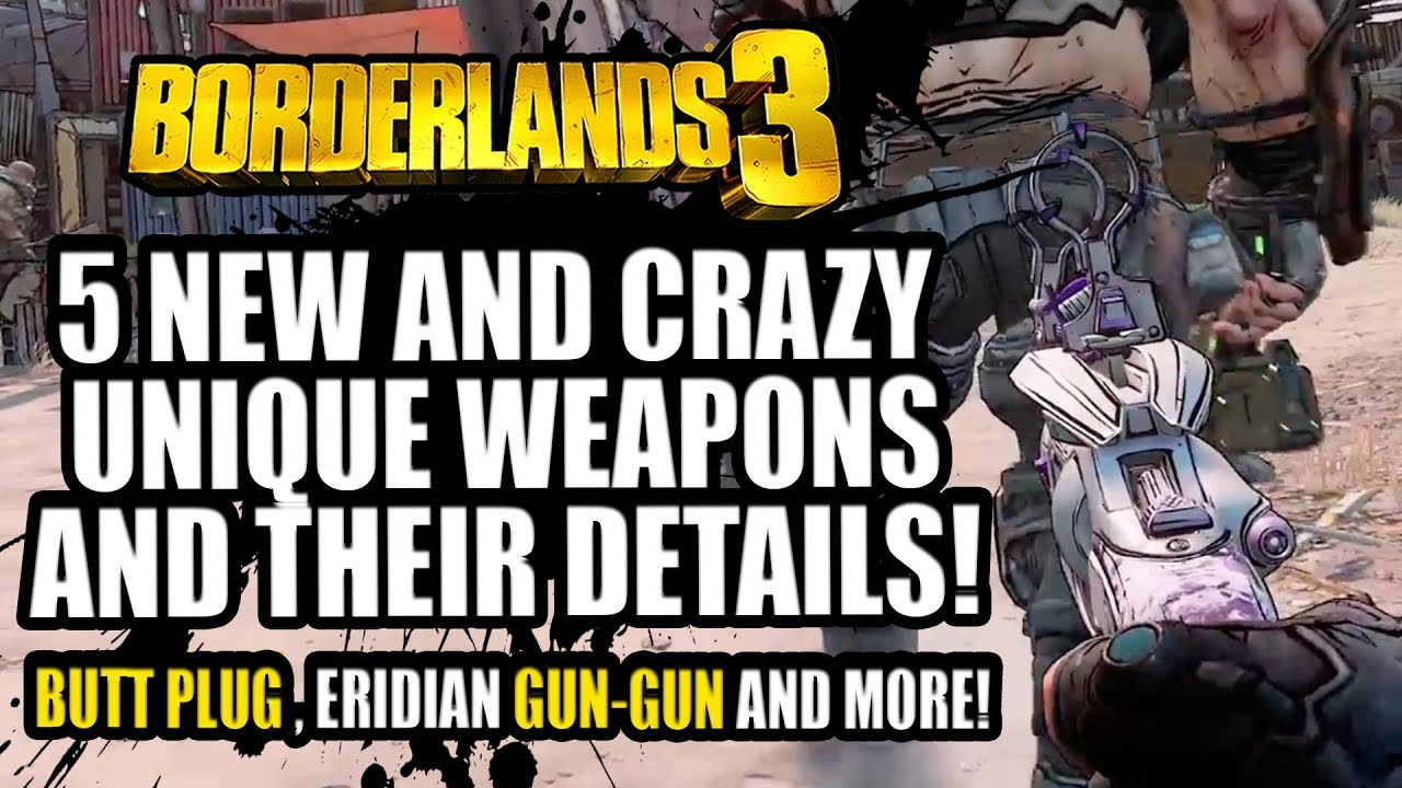 Watch Borderlands 3 - Ultimate Collectibles Guide