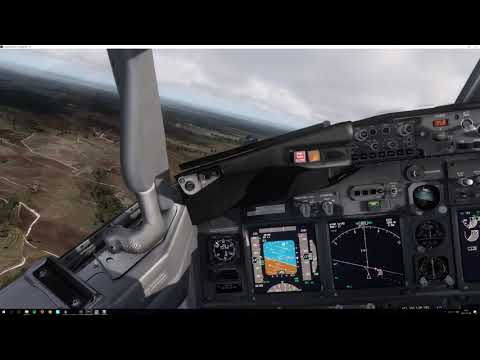 Virtual Avionics 777, 737, 747 CDU for P3D V4 - 4K   FunnyCat TV