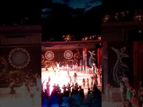 Смотреть клип Мини ДИСКО, Queen's Park Tekirova 5*, 2018 год онлайн бесплатно в качестве